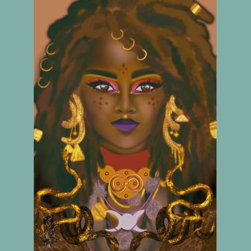 The Goddess Next Door